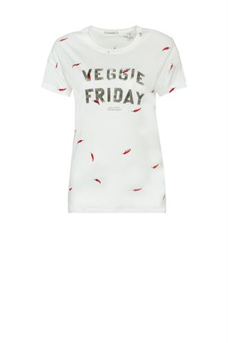 144612 vegie friday t-shirt
