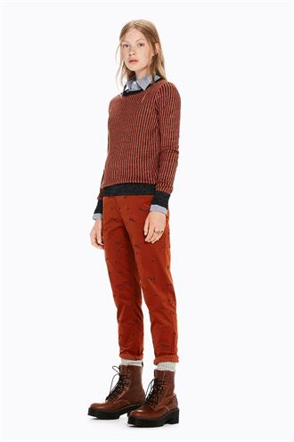 148503 pullover special ribs