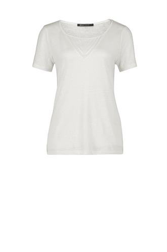 191bibi stretch t-shirt linnen