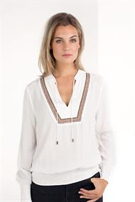 191ciao crepe blouse tape