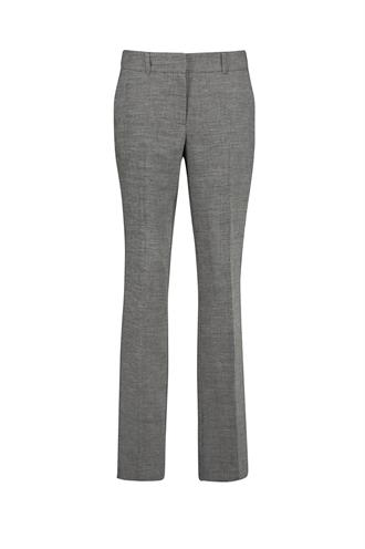 201dendy pantalon flair ruitje