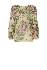 2s2011-10496 print blouse lm