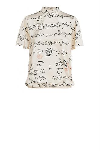 2s2125-10666c letter print top