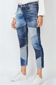 4s1952-5037 jeans tapered