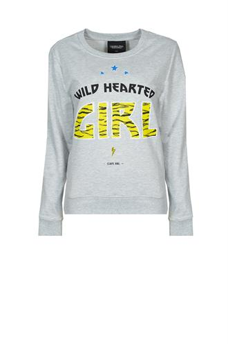 7088 wild heart basic sweater