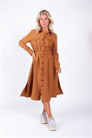 7167 laila maxi shirt dress