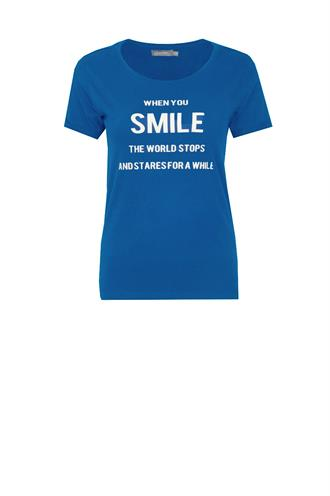 82856-41 t-shirt wen you smile