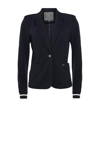 85808-10 tricot stretch blazer