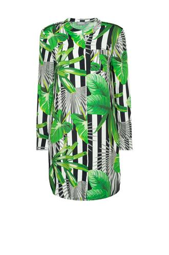 93270-20 tuniek blouse jungle