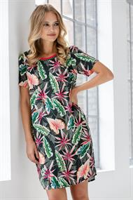 97094-20 print jurk d. jungle