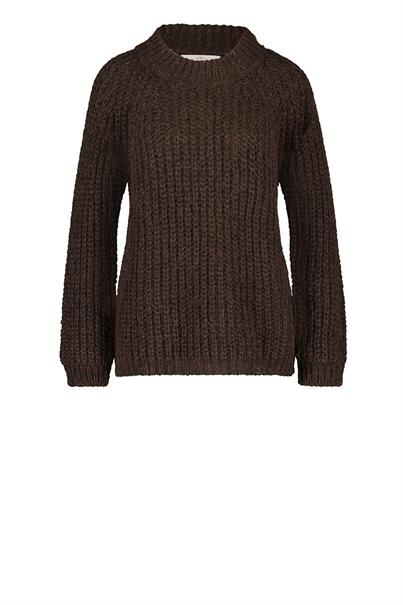 Aaiko milly grove pullover mohair