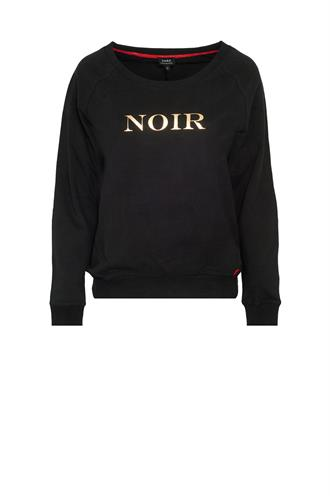 Alice sweat basic noir