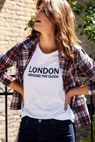 Alize london shirt katoen