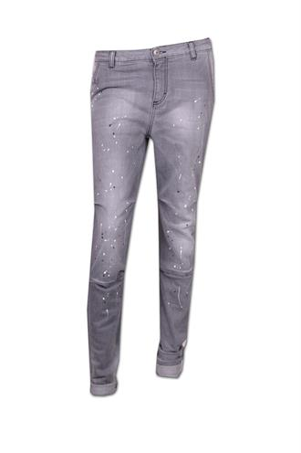 B501-g13-15gr grey denim