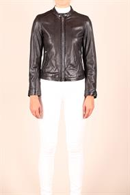 Badia jacket leather sheep