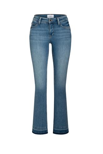 Cambio paris flared 9167 0012 jeans