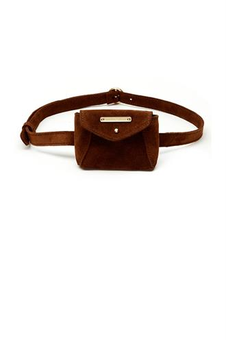 Cindy mini purse belt uni