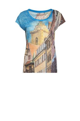 Colmar colorful print t-shirt