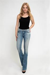Daffy flare d619651 jeans