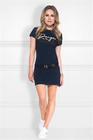 Dancefloor tee dress n 5-124