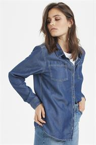 Denim Hunter denim shirt lyocell 10702836