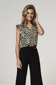 Deno animal blouse mouwloos
