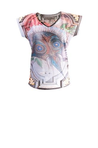 Dividere toulouise bohemian t-shirt