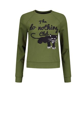 Do nothing club sweater n8289