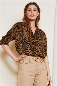 Emma noa blouse retro panther