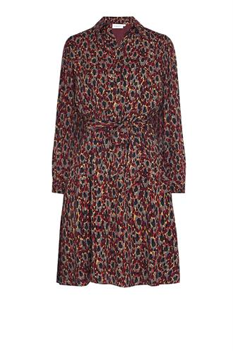 Fabienne Chapot country dress spottie dotties