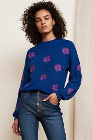 Fabienne Chapot dolly embro pullover borduur