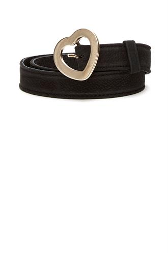 Fabienne Chapot michelle heart belt leather