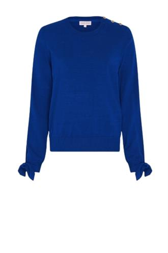 Fabienne Chapot molly bow pullover ronde hals
