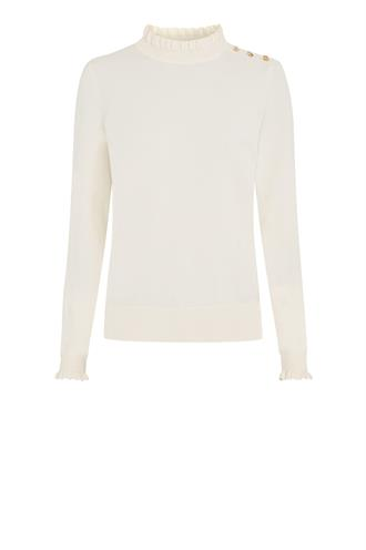 Fabienne Chapot molly frill pullover ruffle