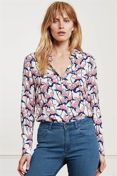 Fabienne Chapot perfect blouse lotus lover