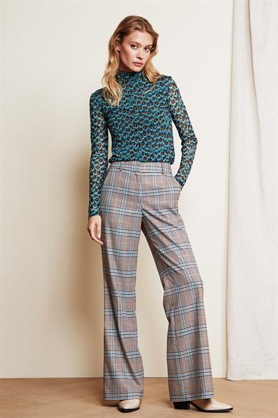 Fabienne Chapot puck trouser chickie check