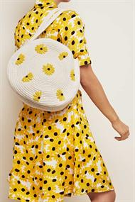 Fabienne Chapot summer bag small sunny flowers