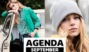 Fashion Events Agenda