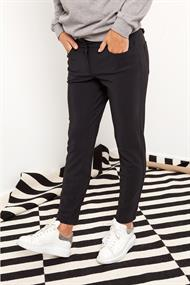 Five pocket bonded trouser