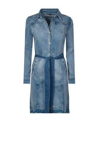 Florez florez denim dress