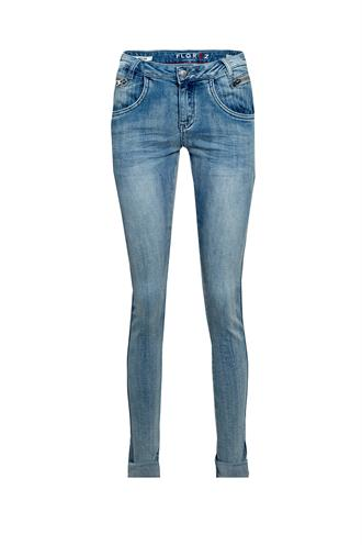 Florez percy jeans striped back