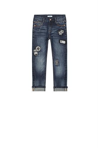 Franco denim b 2-119 patch