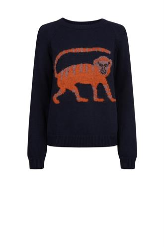 Freddy pullover monkey orange