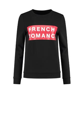 French romance sweater n 8-594