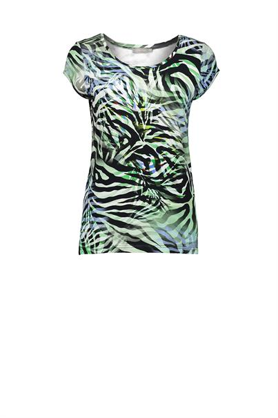 Geisha 02029-60 kate t-shirt zebra
