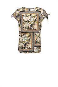 Geisha 03221-20 t-shirt jungle combi