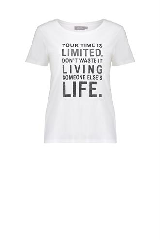 Geisha 12396-25 t-shirt your time is
