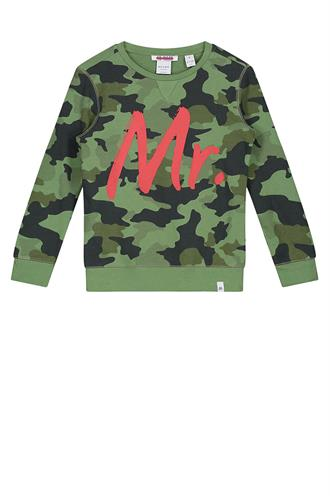 George sweater b 8-018 army