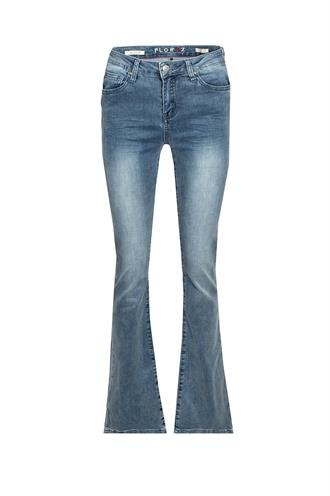 Hally flare ss1911-1 jeans