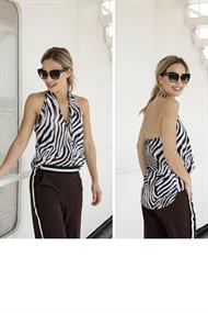 Halter cruise top travel